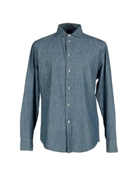 People Denim Shirts