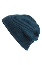 Men's Polo Ralph Lauren Cashmere And Wool Rib Knit Beanie