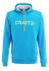 Craft In The Zone Fleece Jumper Pacific Blue