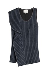 3.1 Phillip Lim Striped Linen Shell Stripes