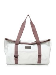 Adidas By Stella Mccartney Beach And Sport Tote White