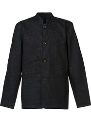 Levi's Made And Crafted Button Jacket Blue
