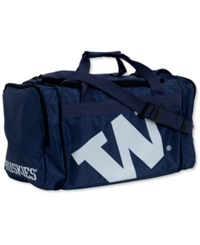 Forever Collectibles Washington Huskies Core Duffle Bag Black
