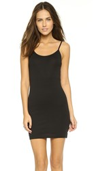 Joie Layering Slip Dress Caviar