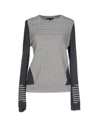 Surface To Air Sweaters Light Grey