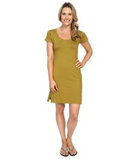 Kavu Gentri Dress Olive Women's Dress
