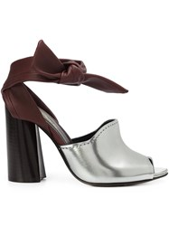 3.1 Phillip Lim 'Kyoto' Sandals Metallic