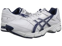 Asics Gel 190 Tr White Navy Silver Men's Cross Training Shoes
