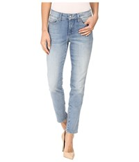 Nydj Clarissa Ankle Jeans In Manhattan Beach Manhattan Beach Women's Jeans Black