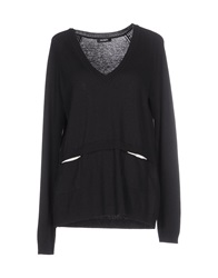 Max And Co. Sweaters Black