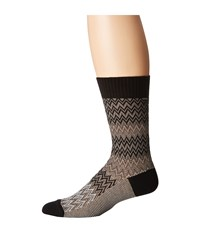 Missoni Ca00cmu56830 Black Men's Crew Cut Socks Shoes