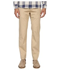 Billy Reid Leonard Chino Pants Khaki