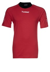 Hummel Roots Sports Shirt Rot Red