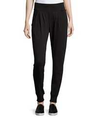 Marc New York Marc Ny Performance Wide Pocket Harem Jogger Pants Black