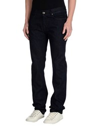Ermanno Ermanno Scervino Denim Denim Trousers Men Blue