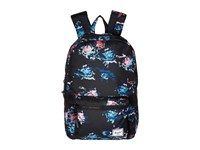 Herschel Settlement Mid Volume Floral Blur Backpack Bags Black