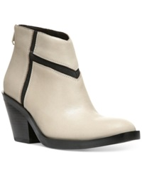 Naya Atom Ankle Booties Women's Shoes Light Taupe