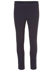 Betty Barclay Pull On Cropped Trousers Deep Navy