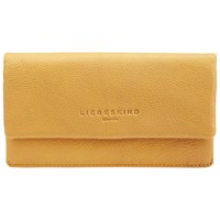 Liebeskind Slam R Leather Wallet Amber Yellow