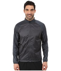 Brooks Lsd Jacket Asphalt Lightspeed Men's Coat Black