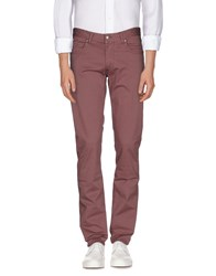 Gallery Trousers Casual Trousers Men Pastel Pink