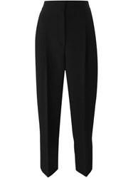 Givenchy High Waisted Trousers Black