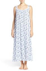Eileen West Women's Floral Modal Blend Ballet Nightgown