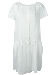 Aspesi Loose Fit Shirt Dress