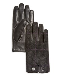 Ralph Lauren Quilted Hybrid Touch Gloves