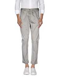 Bomboogie Trousers Casual Trousers Men Grey