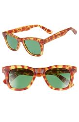 Komono 'The Allen' 50Mm Retro Sunglasses Tortoise