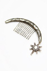 Free People Womens Over The Moon Hair Comb