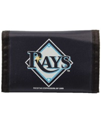 Rico Industries Tampa Bay Rays Nylon Wallet Team Color