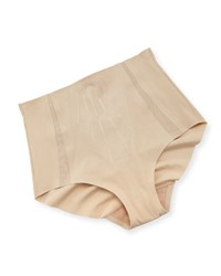 Chantelle Lightweight Shaping High Waist Full Briefs Ultra Nude