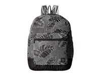 Volcom Leaf Me Alone Backpack Black Backpack Bags