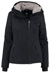Ragwear Blend Light Jacket Black