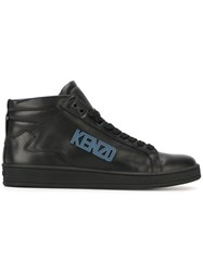 Kenzo 'Tearx' Hi Top Sneakers Black