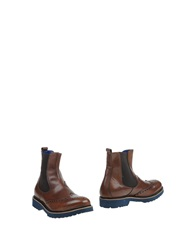 Ballantyne Ankle Boots Cocoa