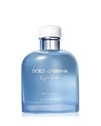 Dolce And Gabbana Light Blue Beauty Of Capri Pour Homme Eau De Toilette No Color