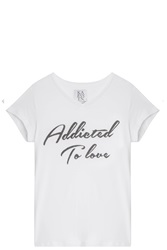 Zoe Karssen Caption T Shirt