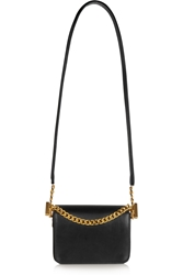 Sophie Hulme Geometric Mini Leather Shoulder Bag