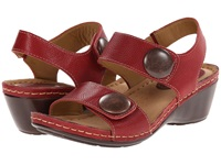 Softspots Pamela Hot Red Melba Women's Sandals