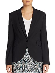 Hugo Boss Jesilana Blazer Black