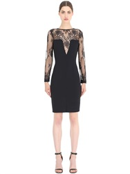 Christies Lace And Microfiber Shapewear Dress