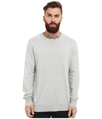 Wesc Anwar Knitted Sweater Monument Men's Sweater Gray