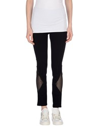 Guess Trousers Leggings Women Black
