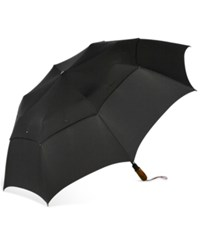 Shedrain Windpro Jumbo Folding Umbrella Black