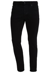 Only And Sons Onsweft Straight Leg Jeans Black