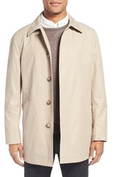 Nordstrom Men's Men's Shop Cotton Blend Car Coat Tan