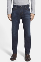 Ag Jeans 'Graduate' Tailored Straight Leg Jeans Knight